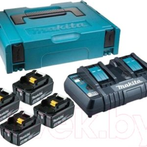 Набор аккумуляторов для электроинструмента Makita 198489-5