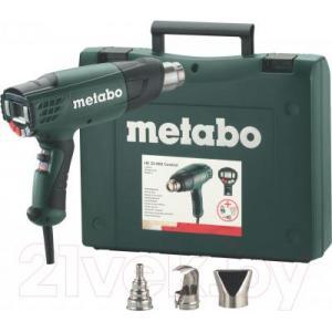 Профессиональный строительный фен Metabo НЕ 23-650