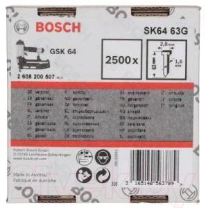Гвозди для степлера Bosch 2.608.200.507