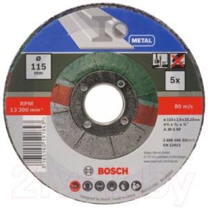 Набор отрезных дисков Bosch 2.609.256.332