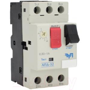 Автоматический выключатель пуска двигателя ETP 32 0.63-1А