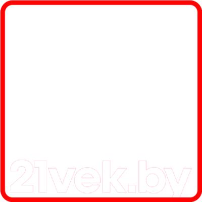 Экран-дверка Comfort Alumin Белый глянцевый 83x200