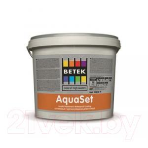 Гидроизоляционная мастика Betek Aquaset