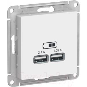 Розетка Schneider Electric AtlasDesign ATN000133