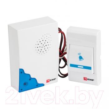Электрический звонок EKF Basic DBW-001