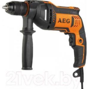 Профессиональная дрель AEG Powertools BE 750 R