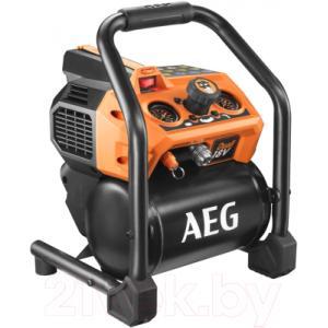 Воздушный компрессор AEG Powertools BK18-38BL-0