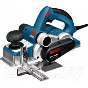 Профессиональный электрорубанок Bosch GHO 40-82 С Professional