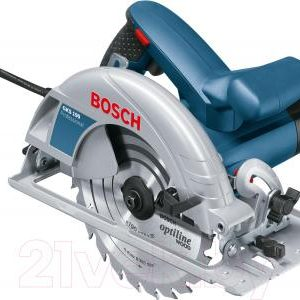 Профессиональная дисковая пила Bosch GKS 190 Professional