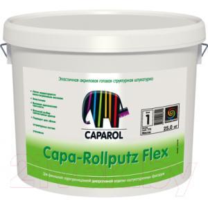 Штукатурка Caparol Capa-Rollputz Flex База 1