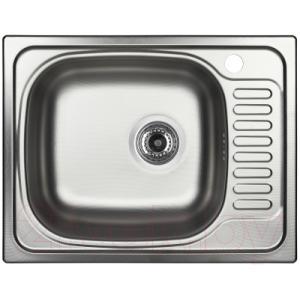 Мойка кухонная Ukinox CLL560.435 GT6K 2L