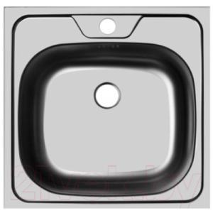 Мойка кухонная Ukinox CLM480.480 4C 0C