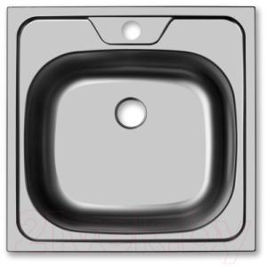 Мойка кухонная Ukinox CLM480.480 4K 0C