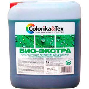 Антисептик для древесины Colorika & Tex Био-Экстра