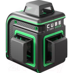 Лазерный нивелир ADA Instruments Cube 3-360 Green Home / A00566