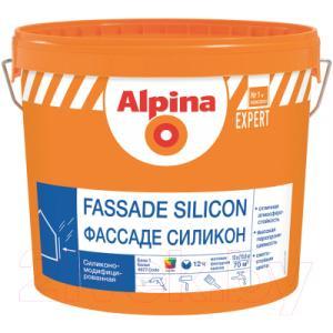 Краска Alpina Expert Fassade Silicon. База 1