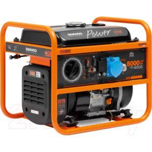 Бензиновый генератор Daewoo Power GDA 6800i