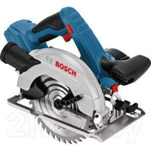 Профессиональная дисковая пила Bosch GKS 18V-57 Professional