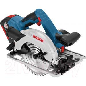 Профессиональная дисковая пила Bosch GKS 18 V-LI R Professional