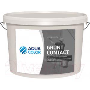 Грунтовка AquaColor Grunt Contact