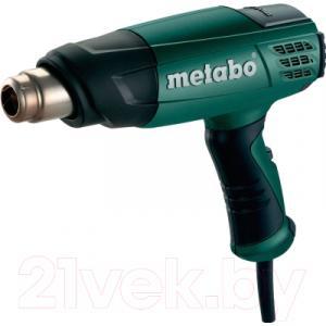 Профессиональный строительный фен Metabo H 16-500