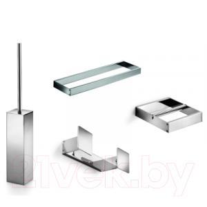 Набор аксессуаров для ванной и туалета Hansgrohe Logis Univ 41728000