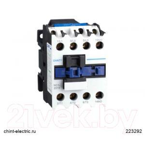Контактор Chint NC1-1210 12А 110В/АС3 1НО 50Гц (R) / 221347