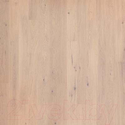 Паркетная доска Polarwood Oak Premium 138 Artist White Дуб