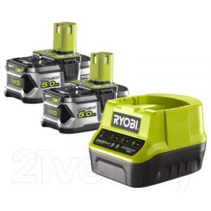 Набор аккумуляторов для электроинструмента Ryobi RC18120-250 + RC18120 / 5133003364