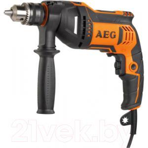 Профессиональная дрель AEG Powertools SBE 630 RV