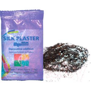 Блестки для жидких обоев Silk Plaster Полоска мини