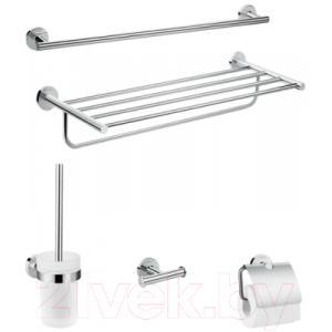 Набор аксессуаров для ванной и туалета Lineabeta Skuara TA-SKUARA FIX