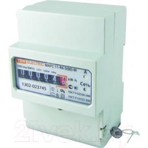 Счетчик электроэнергии электронный TDM SQ1105-0004