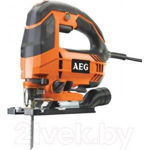 Профессиональный электролобзик AEG Powertools Step 100 X