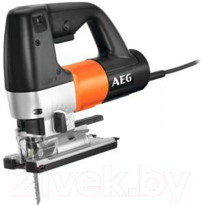 Профессиональный электролобзик AEG Powertools Step 1200 BX