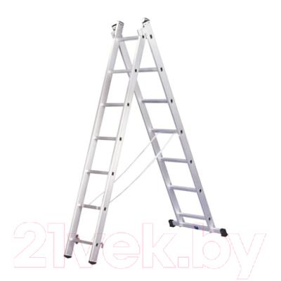Лестница секционная Dogrular Ufuk Pro 411214