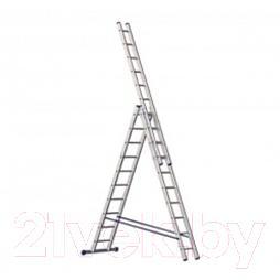 Лестница секционная Dogrular Ufuk Pro 411313